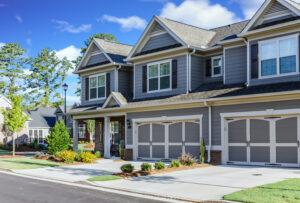 AdobeStock 170033377 townhomes