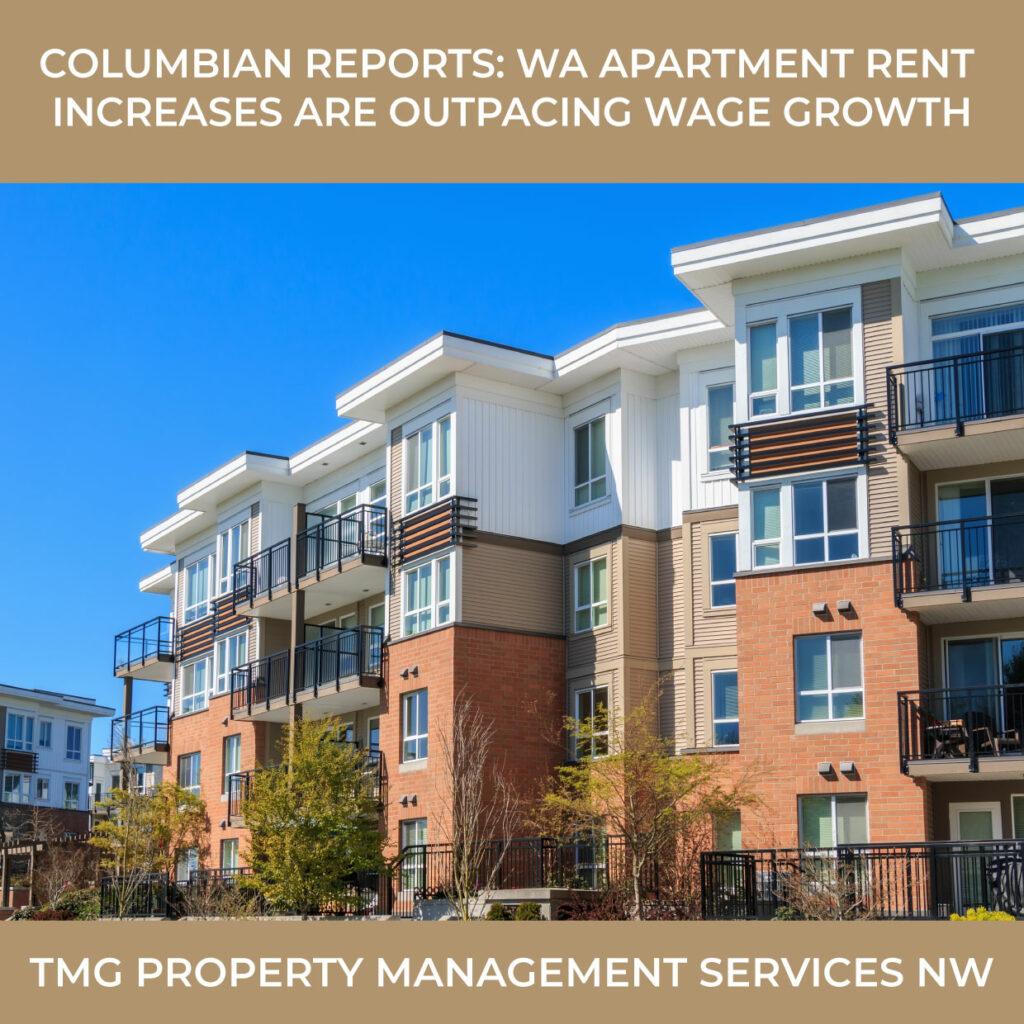 wa apartment rent