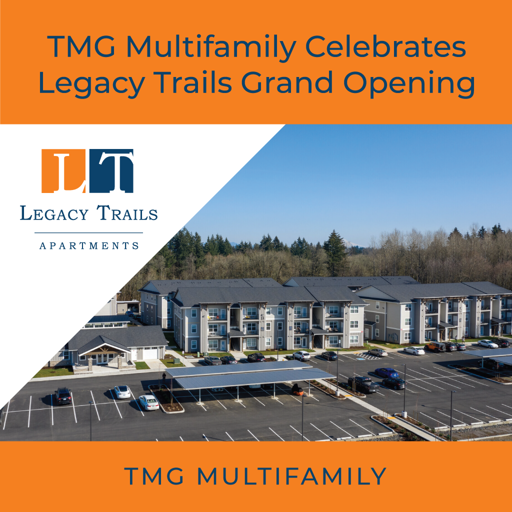 Legacy Trails Apartments Grand Opening